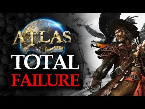 Atlas - A Total Embarassment