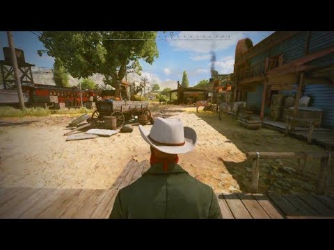 Red Dead Redemption 2 vs. Wild West Online? (Wild West Online Gameplay Walkthrough Demo)
