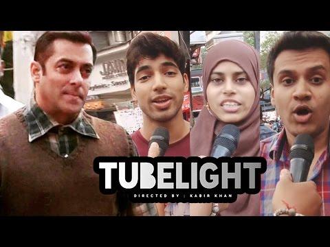 Public SUPER EXCITED For Salman Khan's TUBELIGHT