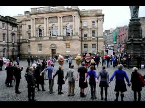 Flash Mob Ceilidh