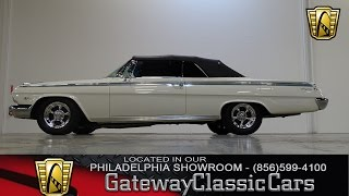 1962 Chevrolet Impala, Gateway Classic Cars Philadelphia - #019