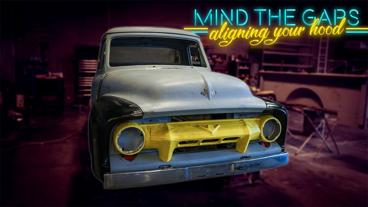 The Perfect F100 Hood Fitment Youtube