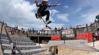 Volcom's 2011 WILD IN THE PARKS stop #12 - Daytona Beach, FL