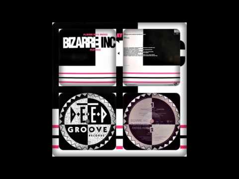 BIZARRE INC - PLAYING WITH KNIVES / PLUTONIC 1991 mp3