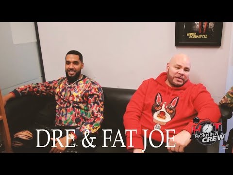 CONVERSATION WITH FAT JOE & DRE!!!