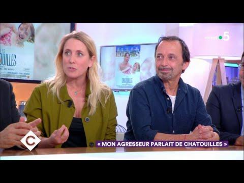 """""""Mon Agresseur Parlait De Chatouilles"""" - C à Vous - 08/11/2018"""