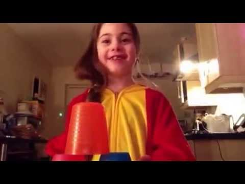 Funny Cup Song