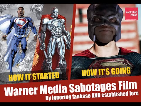 FANS REJECT NEW BLACK SUPERMAN because of THIS! This movie WILL FAIL and it's really UNFORTUNATE.