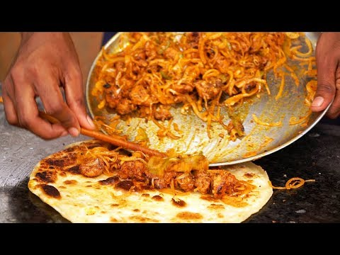 Indian Street Food Tour in Kolkata, India | HUGE BENGALI Street Food in India + BEST Vegetarian Food