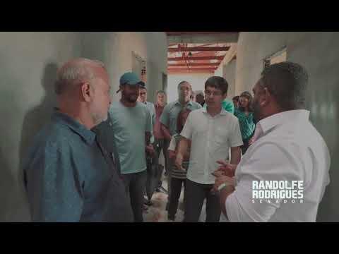 Visita as obras de Porto Grande