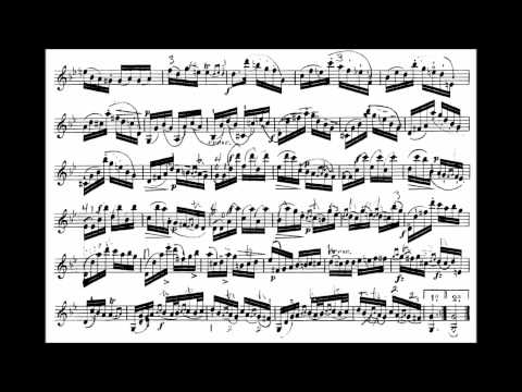 Tartini, Giuseppe devil's trill for violin + orchestra