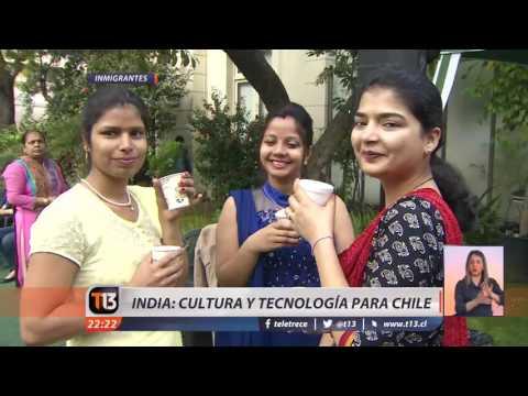 India: cultura y tecnología para Chile