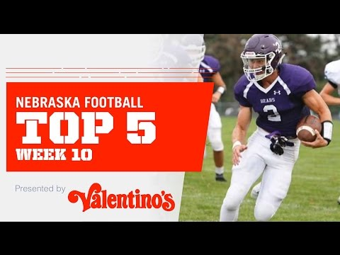 Nebraska Top 5 - Week 10