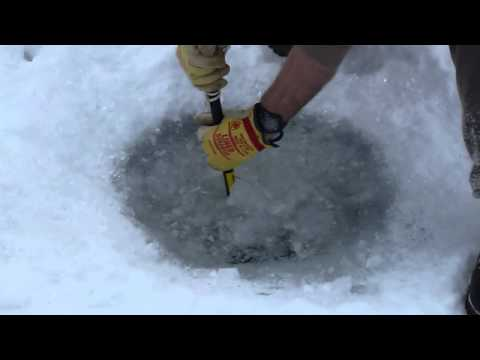How To Ice Fish (A 9 Mile hike through the snow to a Montana mountain lake)