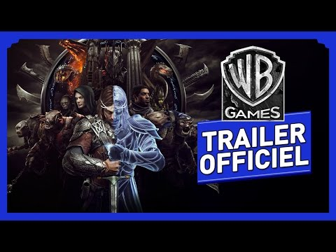 Middle-Earth : Shadow of War  - Warner Bros l'annonce