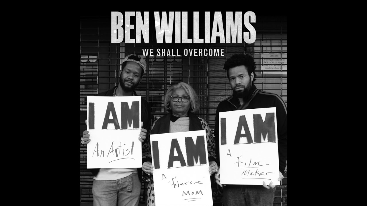 "Ben Williams' ""I AM A MAN'"" Is Right On Time"
