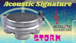 Acoustic Signature Storm