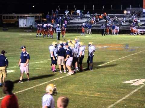 Bonifay Middle School Football