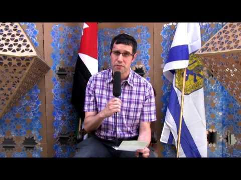 Jerusalem says hello to Khaled from Jordan