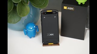 aGM X1 Mini Test: Günstiges Outdoorsmartphone
