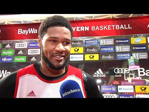 Start in die Euroleague - Devin Booker - Center FC Bayern Basketball