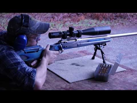 Savage Rifle Build Shot Groups, 142gr Sierra HPBT AMAZING..!!