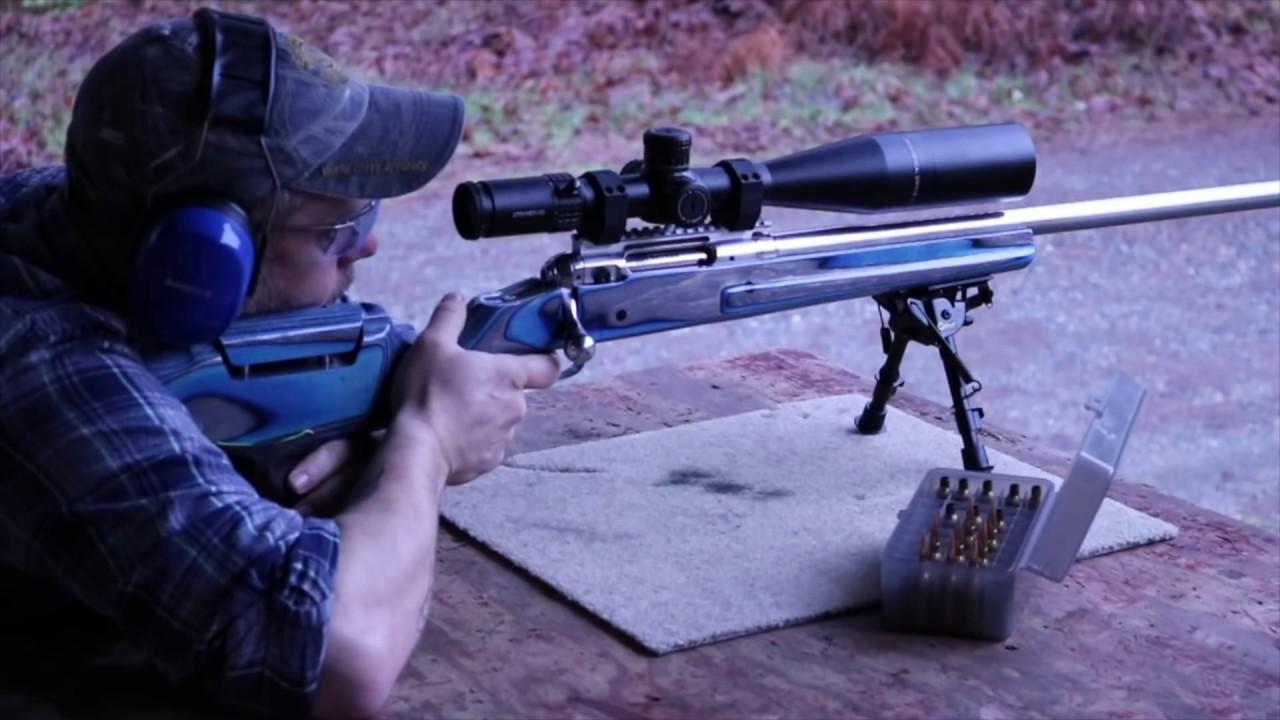 Savage Rifle Build Shot Groups, 142gr Sierra HPBT AMAZING  !!