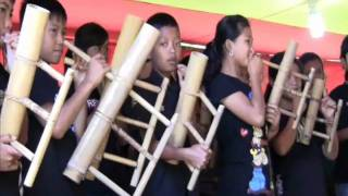 Musik Bambu - Bamboo Music - Toraja Culture - Tana Toraja - Indonesia Travel Guide (Tourism)