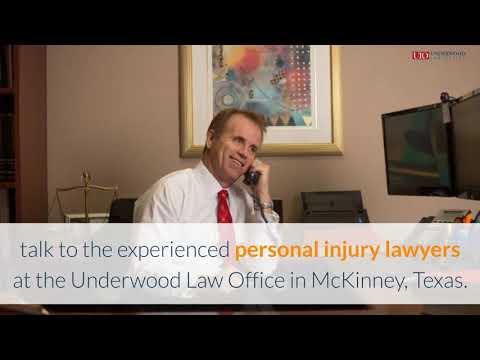 Back and Neck Injury Lawyer McKinney TX
