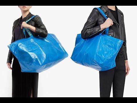 IKEA Issues Hilarious Response To Balenciaga s Take On Its 90 Cents Tote Bag cbaab05ca4b1d