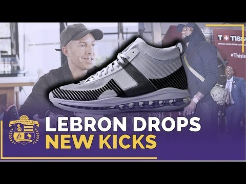 fab7cea894a LeBron James x John Elliott ICON QS And Collection Unveiled By Nike ...