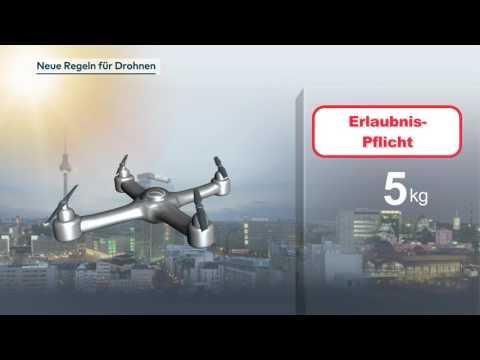 Luftverkehr: Das muss man über den Drohnen-Führerschein wissen