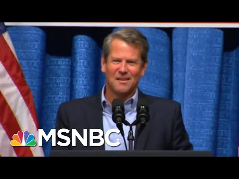 Lawsuit Requests To Remove Brian Kemp From Overseeing Georgia Governor Race | MSNBC