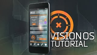 The Vision OS - UCCW skin/theme Tutorial (Android)