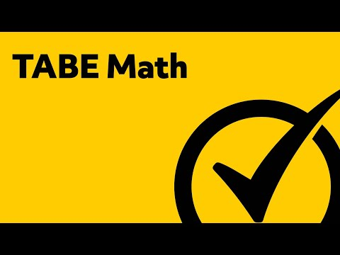 Free TABE Test Study Guide - Math Practice