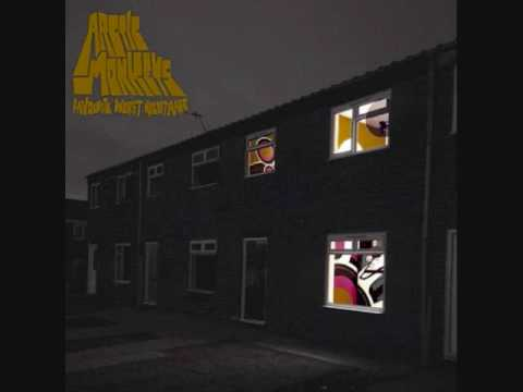 Only Ones Who Know - Artic Monkeys (Favourite Worst Nightmare).wmv