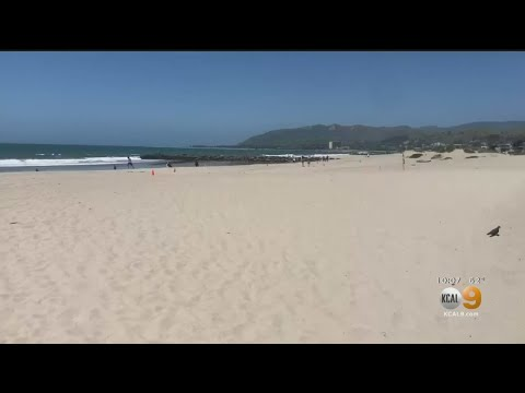 'Really Good Reports': Ventura County Officials Praise Residents For Not Crowding Beaches