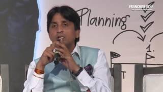 Kumar Vishwas speaks about his journey