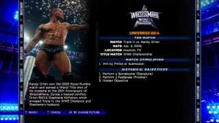 WWE 2K14: 30 Years of WrestleMania #2 - Randy Orton vs. Triple H [WM 25]