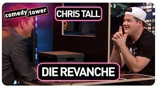 CHRIS TALL | Die Revanche | Comedy Tower