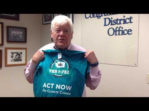 Jim McDermott Endorses I-732