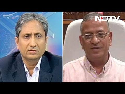 BHU VC Speaks to Ravish Kumar About Campus Protests