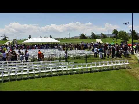 The Palmdale Aerospace Academy Graduation Ceremony