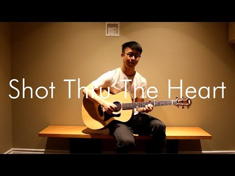 Twice - Shot Thru The Heart (Fingerstyle Guitar)