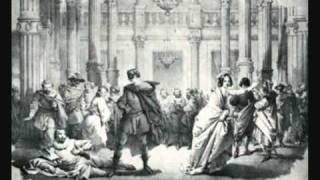 Tullio Serafin. Un ballo in maschera. G. Verdi. (Introducction)