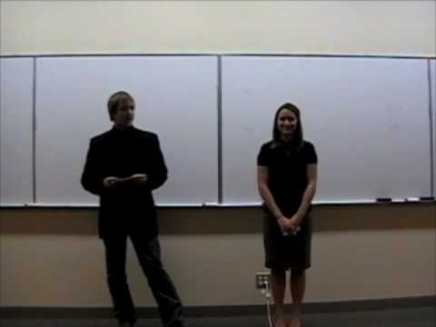 2009 Michigan Tech Elevator Pitch Competition: Ent...