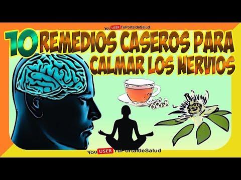 10 Remedios para Calmar los Nervios | Elimina los Nervios Ansiedad y Estres????