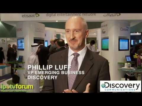 Interview with Phillip Luff, VP Emerging Business, Discovery