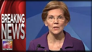 BREAKING: Watch Her FACE The Second Warren Learns of Ethics Complaint During LIVE DEBATE