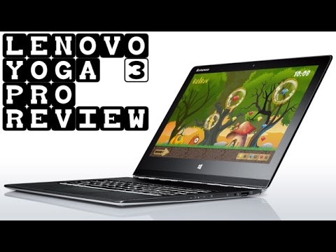 Lenovo Yoga 3 Pro Review {Greek}